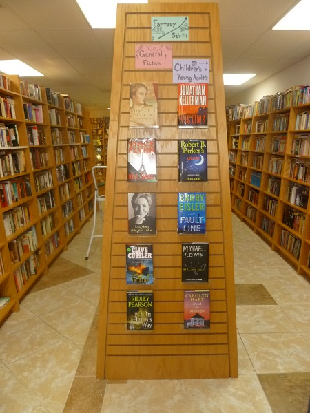 Privately owned Book Store Orange County has trusted since 1980.