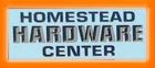 Homestead Center Hardware - Auburn, MI