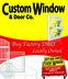 Custom Window & Door Company - Sanduky, Ohio