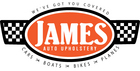 James' Auto Upholstery - Hendersonville Upholstery for Planes, Trains & Automobiles - Fletcher (between Asheville & Hendersonville), NC