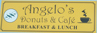 Angelo Donuts & Cafe - San Angelo, texas