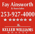 Fay Ainsworth, Real Estate Agent, Broker & Consultant - Federal Way, WA