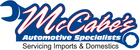 McCabe's Automotive Specialists - University Place, Washington
