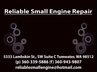 Reliable Small Engine Repair - Tumwater, WA