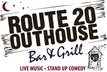 Route 20 Outhouse Bar and Grill-Live Entertainment and More - Sturtevant, WI