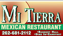 Racine food - Mi Tierra Mexican Restaurant - Mount Pleasant, WI