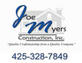 Joe Myers Construction - Everett, WA