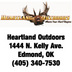 Heartland Outdoors Where Your Hunt Begins - Edmond, Oklahoma