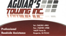 Aguiar's Towing, Inc. - Hesperia, CA