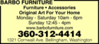 Barbo Furniture - Bellingham, WA