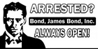 Bond, James Bond, Inc. - Montgomery AL - Montgomery, AL