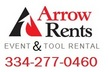 Arrow Rents - Tent & Event Rentals - Montgomery, Alabama