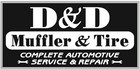 D&D Muffler and Tire - Hartford, WI