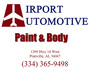 repairs - Airport Automotive, Inc. Paint & Body - Prattville, Alabama
