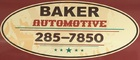 Baker Automotive Repair - Millbrook, Alabama