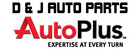 management - D & J Auto Parts Inc. - Prattville, Alabama
