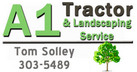 A1 TRACTOR & LANDSCAPING SERVICE - Deatsville, Alabama
