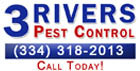 3 Rivers Pest Control, LLC - Elmore, Alabama