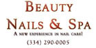 shopping center - Beauty Nails & Spa - Prattville, Alabama