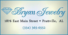 Bryan Jewelry - Prattville, Alabama