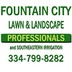 tree removal - Fountain City Lawn & Landscape Professionals - Prattville, Alabama
