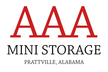 AAA Mini Storage Prattville - Prattville, Alabama