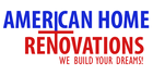 Professional Services - American Home Renovations - Wetumpka, Alabama