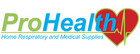 ProHealth Home Respiratory and Medical Supplies - Prattville, Alabama