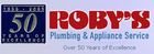 Roby's Plumbing & Appliance Services - Anderson, IN
