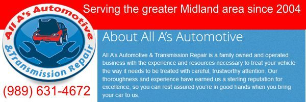 All A's Automotive, Midland MI