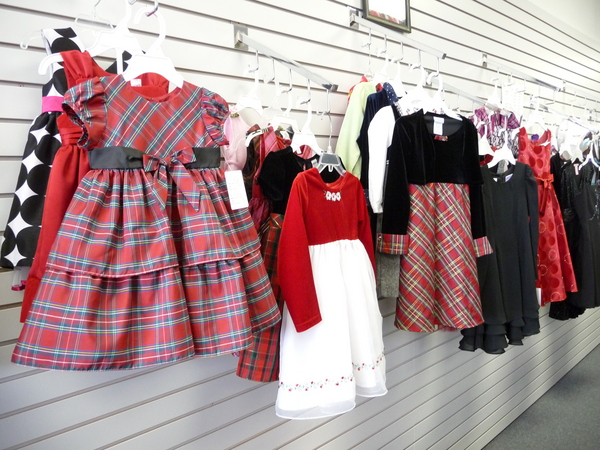 Children's special occasion clothing, christmas clothing, holiday clothing