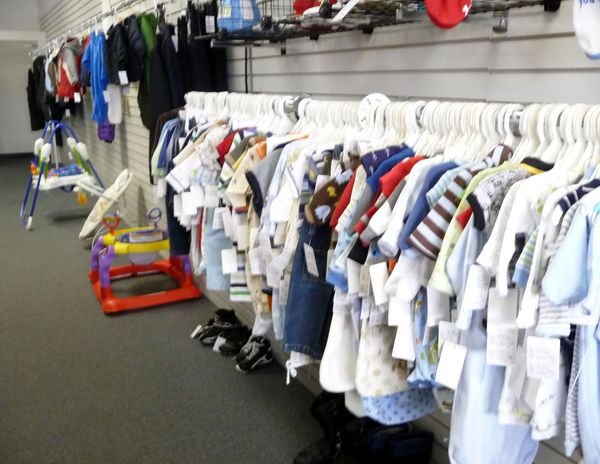 used children's clothing, used baby clothing, children's resale
