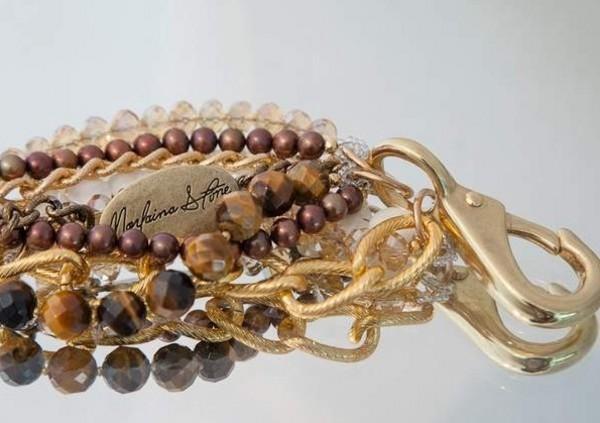 Marlaina Stone bracelet