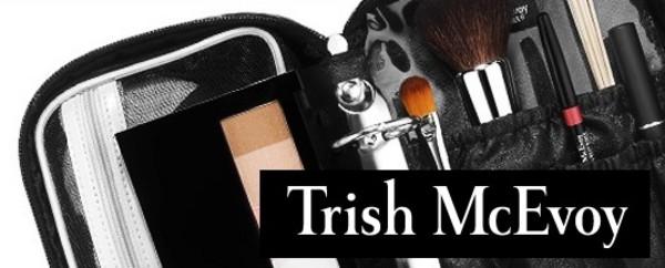 Trish McEvoy cosmetics, makup