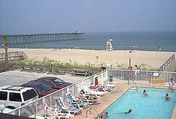 Sand Dunes Motel Kure Beach