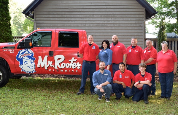 Mr. Rooter Plumbing of Asheville and Hendersonville