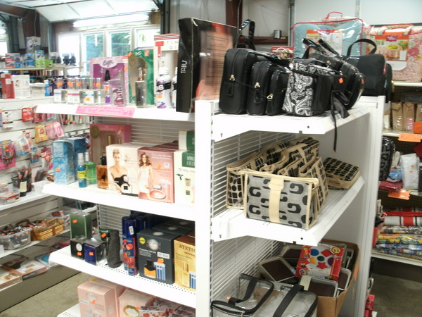 The Price is Right Discount Warehouse - Asheville Wholesale Grocery Store Bags, Purses, makeup, Hair Care