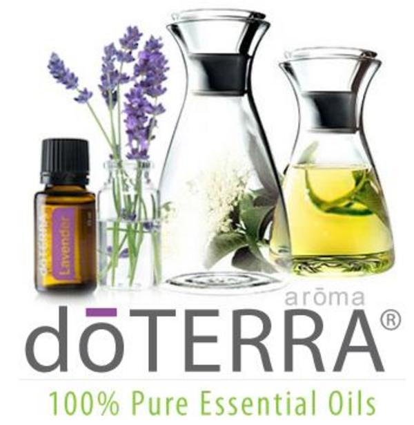 Asheville Essential Oils doTERRA Wellness Advocate