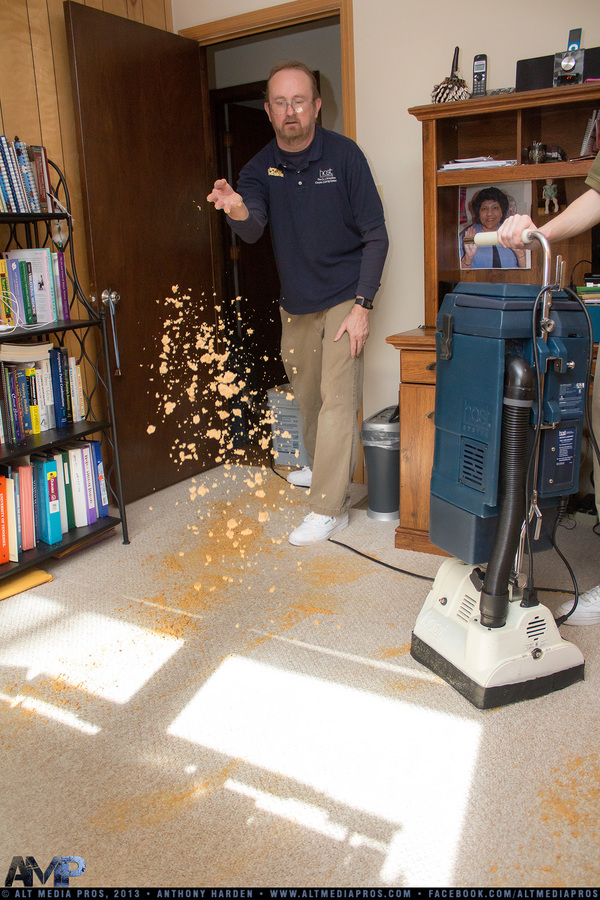 Carpet Cleaners Normal  Host System Green Dry Carpet Cleaning in Asheville and WNC