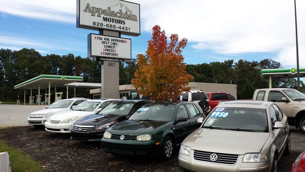 Asheville Used Cars