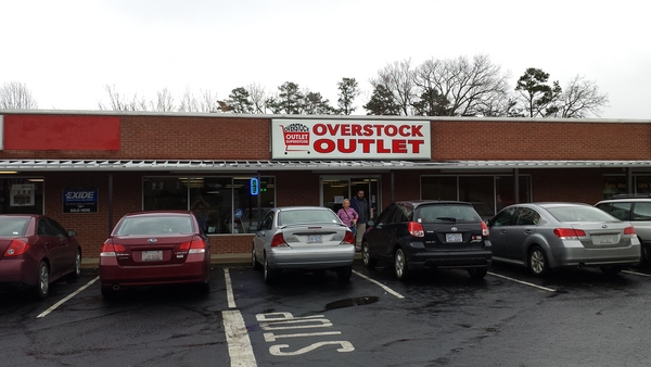 Overstock Outlet Superstore - 511 New Leicester Hwy Asheville, NC 28806