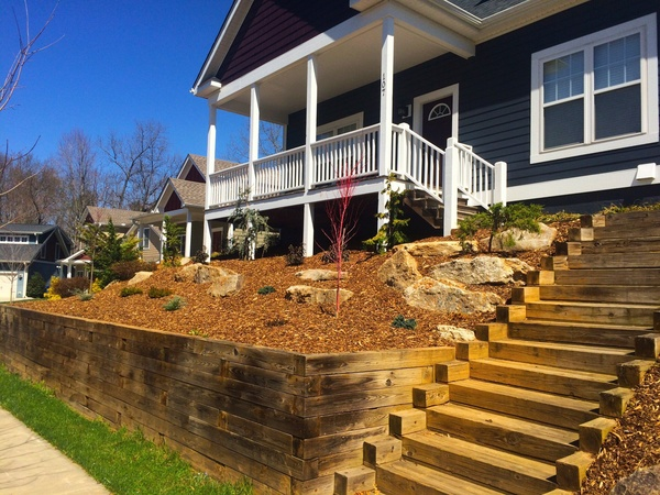 Retaining Walls Asheville
