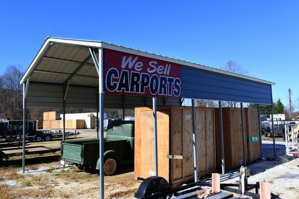 Carports in Asheville and Hendersonville NC