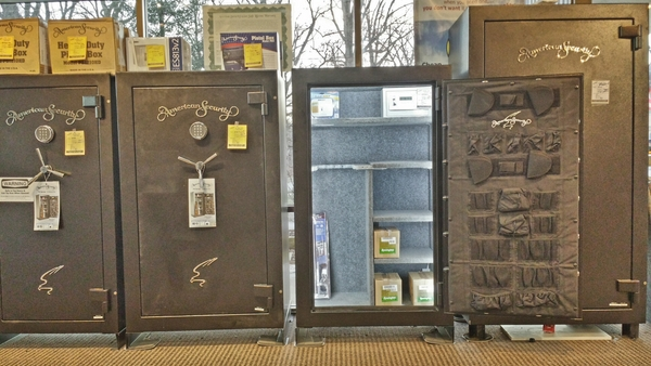 Safes and Vaults Hendersonville NC