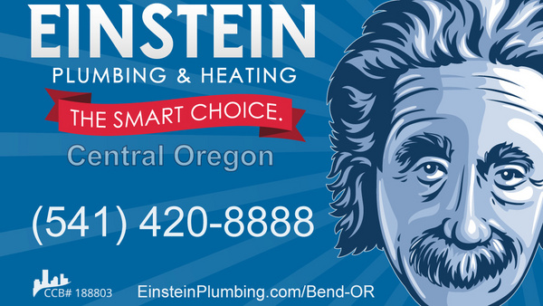 Einstein Plumbing and Heating - Plumbers in Bend Oregon