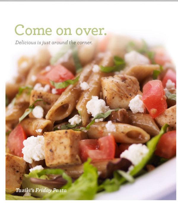 Taziki S Mediterranean Cafe In Hoover Al Relylocal