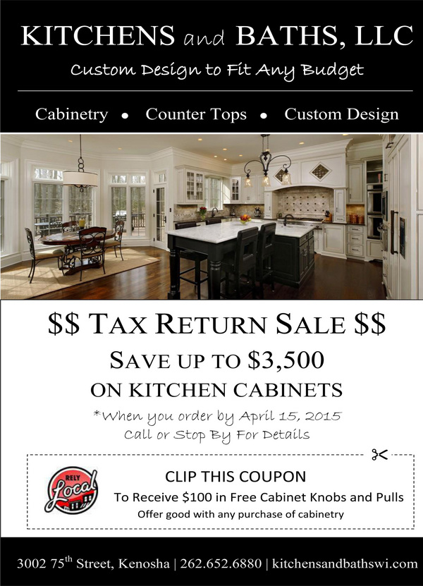 Kitchens And Baths Llc In Kenosha Wi Relylocal