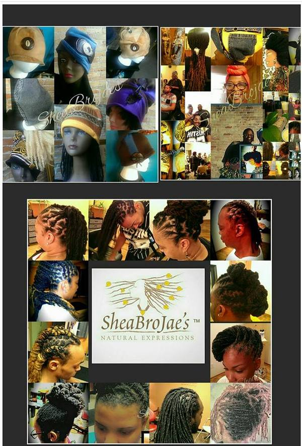 Sheabrojae 39 s natural expressions spa beauty and personal for 4 estrellas salon kenosha wi