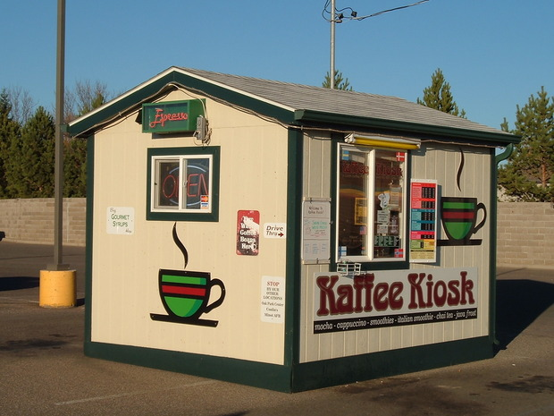 Kaffe Kiosk In Minot Nd Relylocal