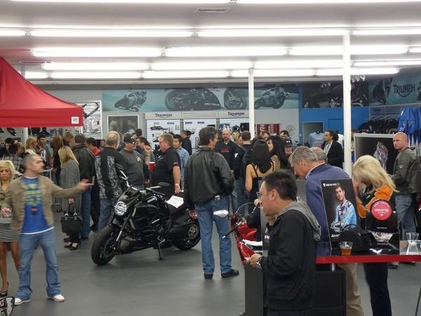Newport Ducati Dealer